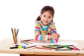 تعليم الكتابة للاطفال  3 – 5 سنوات في خطوات بسيطه