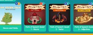 تبسيط قواعد اللغة الانجليزية للاطفال