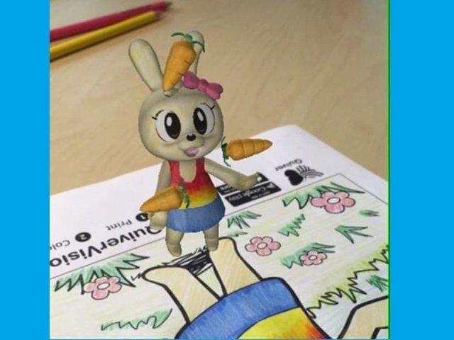 رسومات اطفال للتلوين-برنامج تفاعلي يحول صور طفلك لرسوم ثلاثية الأبعاد متحركة