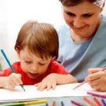 تحسين خط الاطفال