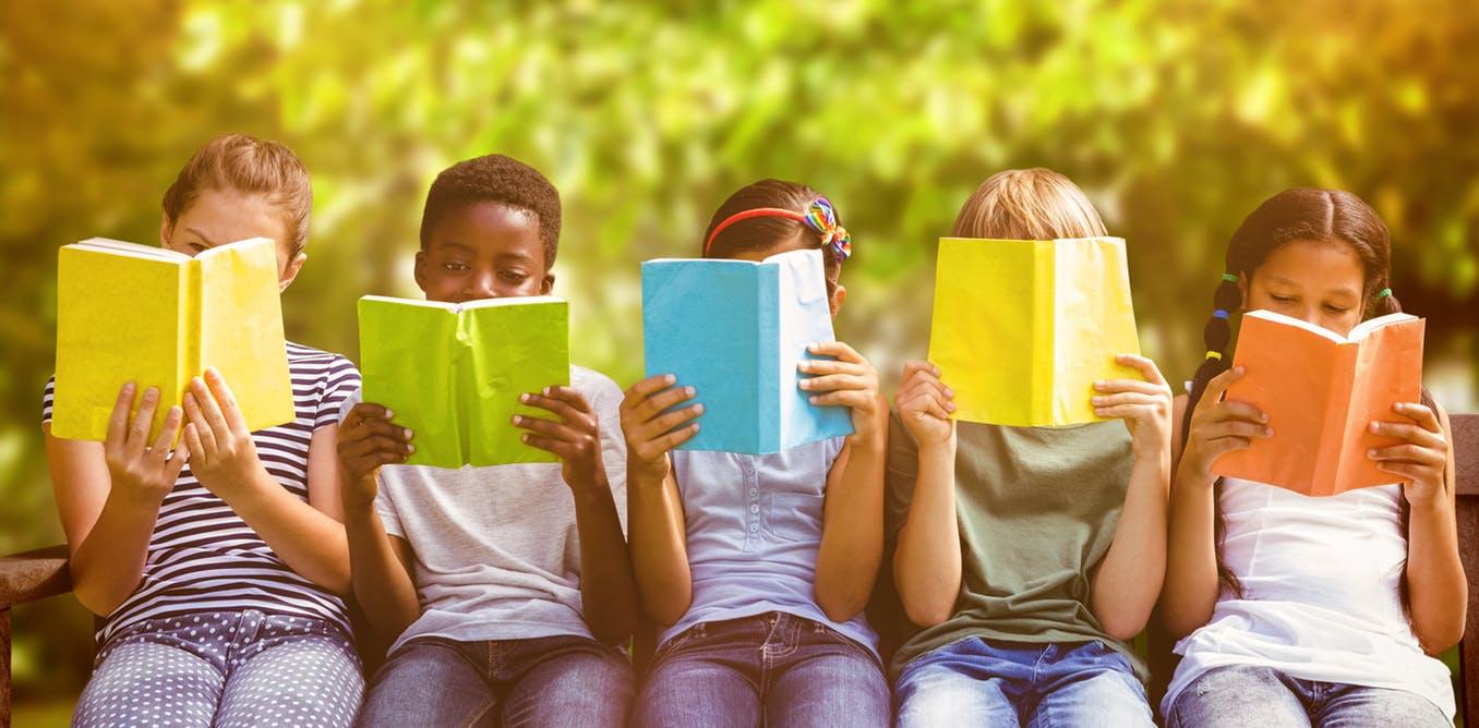 كتب الأطفال في معرض الكتاب