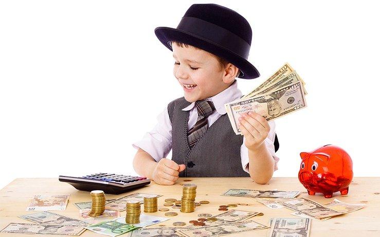 تعليم الاطفال-الادخار والاستثمار وتنمية مهارات الطفل في الموضوعات المالية
