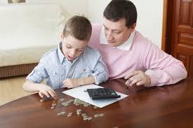تعليم الطفل- دروس بسيطة عن ادارة الاموال للأطفال