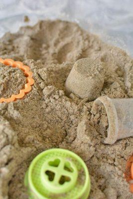 طرريقة عمل الرمل سحري