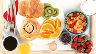 أفكار سريعة لفطور صحي للاطفال