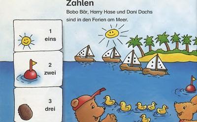 كتب مصورة تعليم الاطفال اللغة الالمانية مذكرة تعليم اللغة الالمانية